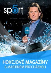 Hokejové magazíny