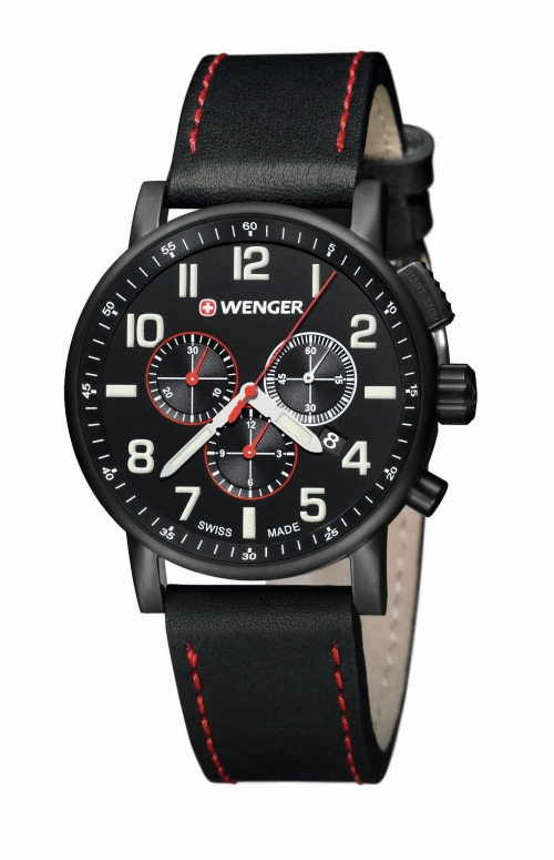 fb7d22d6d S originální směsicí energie, dynamiky a smyslu pro detail, typické pro švýcarské  hodinky ...